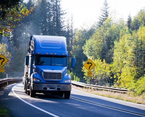 OTR Entry Level Commercial Truck Driver CDL A